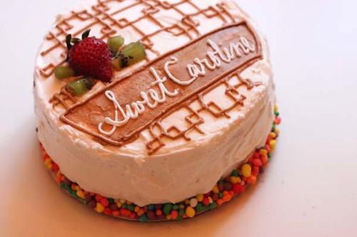Saeng Cream Cake Recipe English