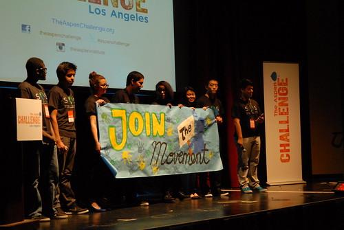 Aspen Challenge: Los Angeles 2014