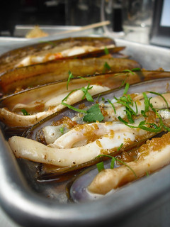 Razor Clams | Cantina by Cascabel | Yorkville, UES, NYC | by KAC NYC