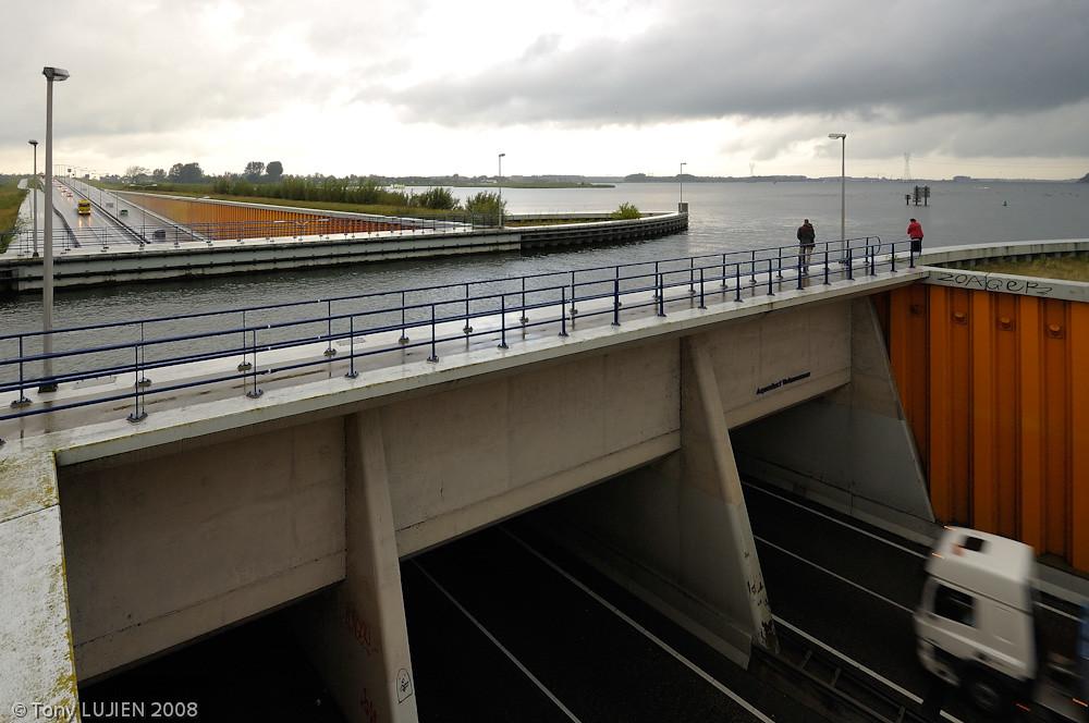 Aquaduct Veluwemeer, Harderwijk