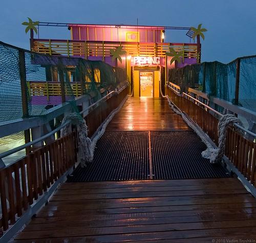 Galveston com 61st st fishing pier flickr for Galveston fishing pier