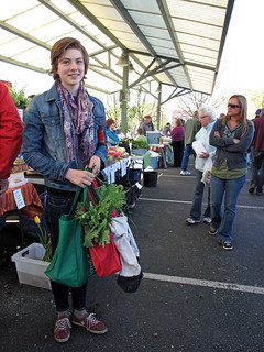 Kelsey Smith At The Farmers Market | by Indiana Public Media