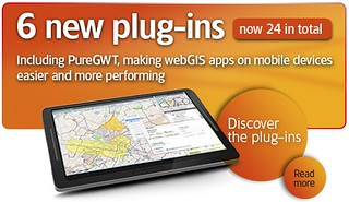 Geosparc announces new plug-ins for webGIS software Geomajas | by @gletham GIS, Social, Mobile Tech Images