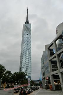CIMG1299 Torre de Fukuoka  (Fukuoka) 14-07-2010