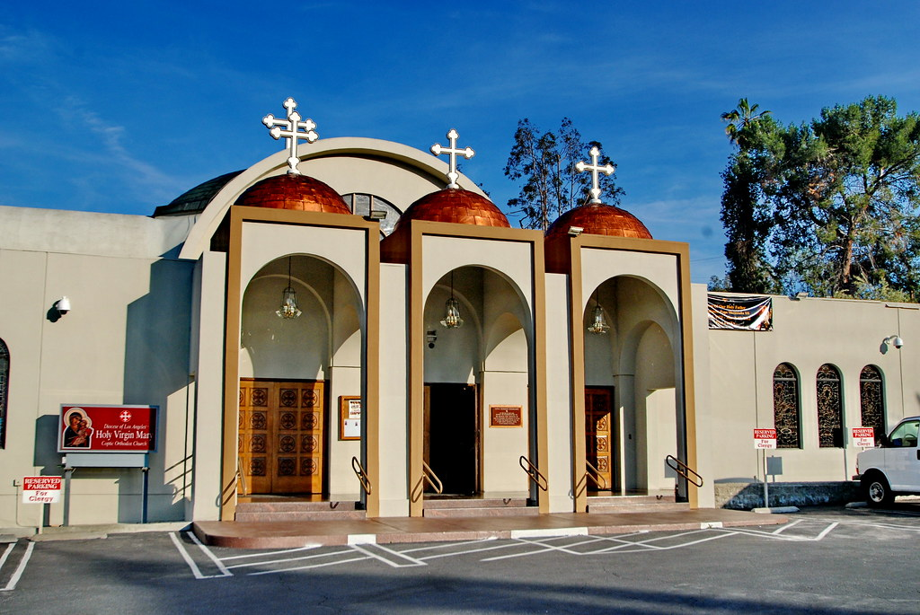 Coptic church mary virginity