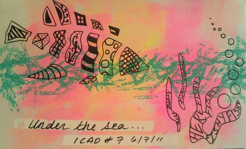 ICAD #7 | by sirens_idyll