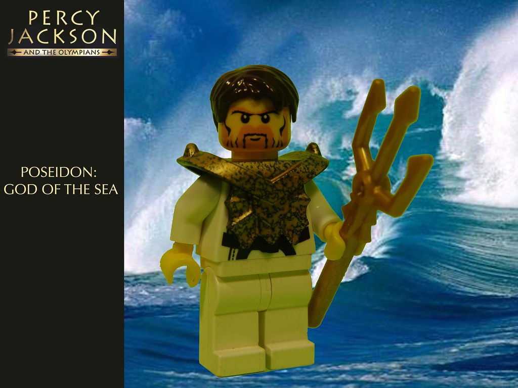 percy jackson poseidon my version of the greek god poseid u2026 flickr