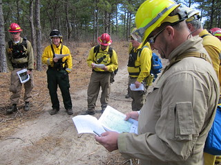 Getting Oriented to Controlled Burn | by U. S. Fish and Wildlife Service - Northeast Region