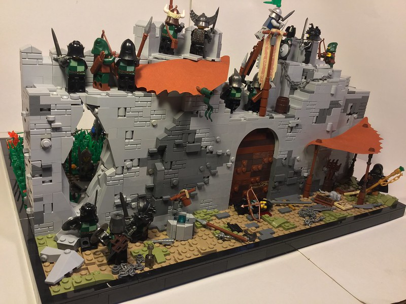 Siege Of Dragon Claw Keep