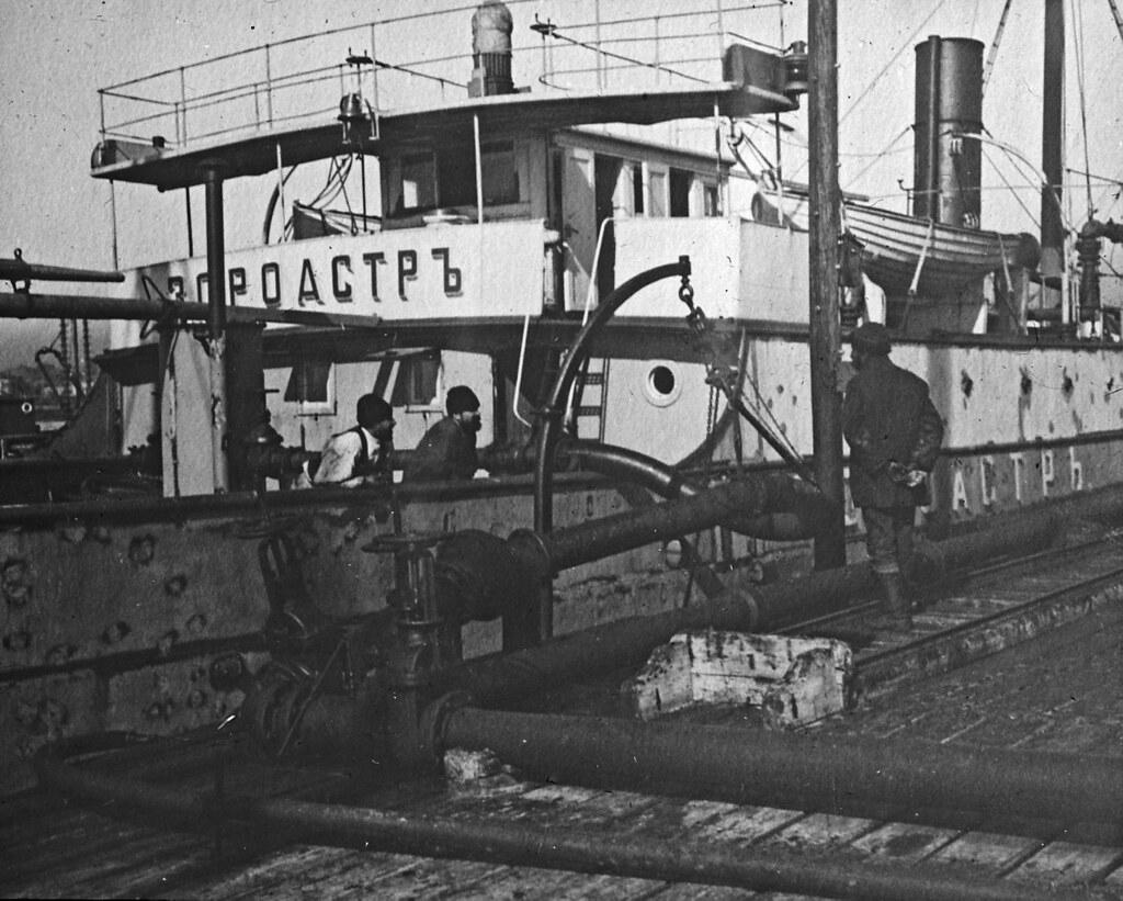 Naftaproduktionsbolaget Bröderna Nobel, Baku | by Tekniska museet