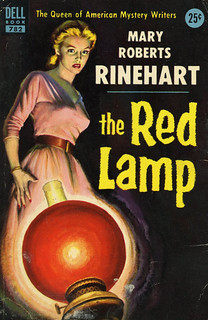 Dell Books 782 - Mary Roberts Rinehart - The Red Lamp | by swallace99