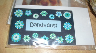 Dandy's cage tag, from Lucy | by jellybaby86