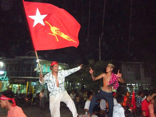 NLD Celebration on Election Night | by fabulousfabs