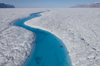Blue River in Greenland | by Babylon Lizards XTC