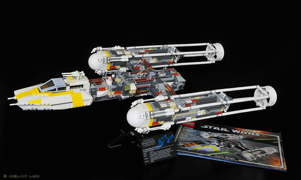 Lego UCS Y-Wing   So I was having a rough week at work. Took…   Flickr