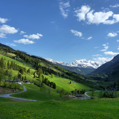 Spring in the Rauris valley | by B℮n