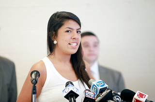Children of Immigrants Cheer In-State Tuition Law | by WNPR - Connecticut Public Radio