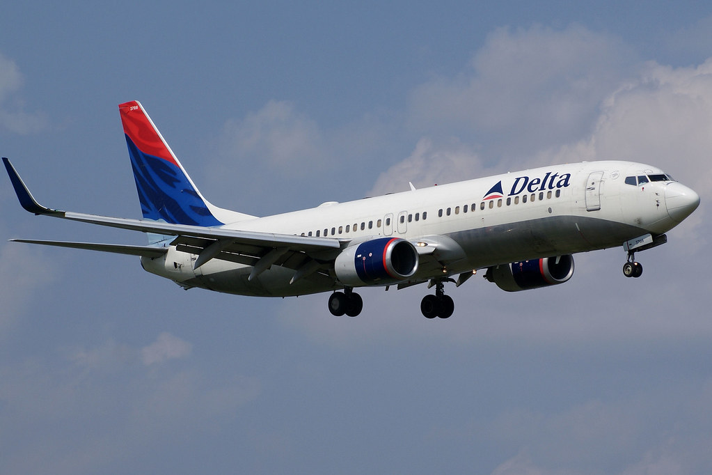 Seat Map For Delta Air Lines Boeing B737 800 73h
