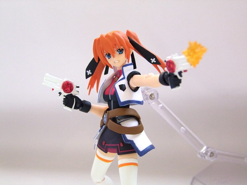 figma ティアナ・ランスター バリアジャケットver./figma Teana Lanster: Barrier Jacket ver. | by tirol28