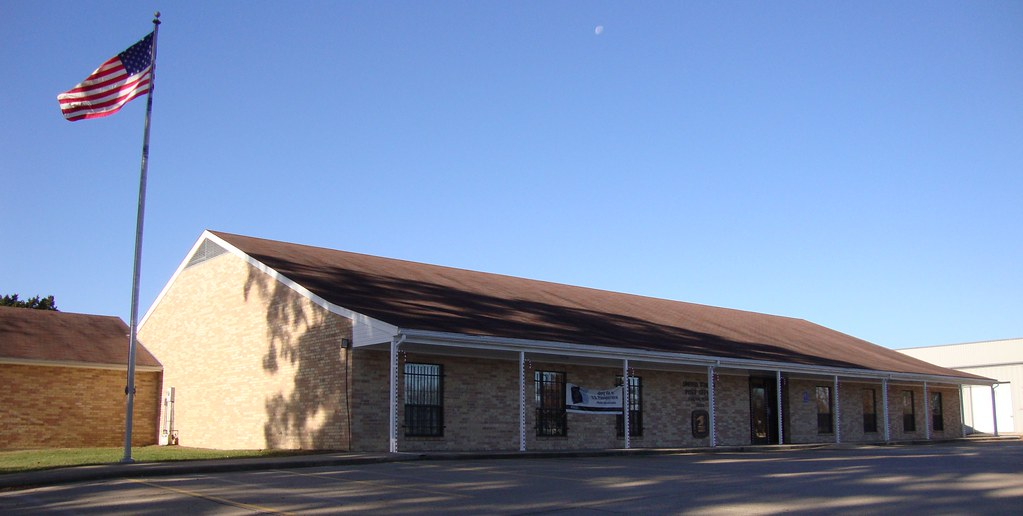 Awesome ... Post Office 75103 (Canton, Texas) | By Courthouselover