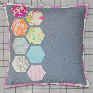 9eHexPillowFinished | by ReannaLilyDesigns