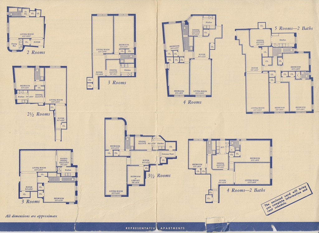 Traymore 110 34 73rd rd forest hills ny representative apt flickr traymore 110 34 73rd rd forest hills ny representative apts blueprint by rego malvernweather Gallery