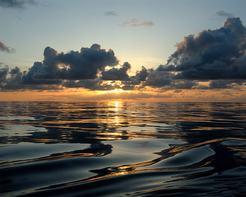 Sunset from Kure Atoll | by NOAA's National Ocean Service