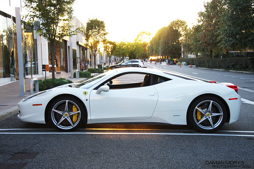 458 Italia. | by Damian Morys Photography