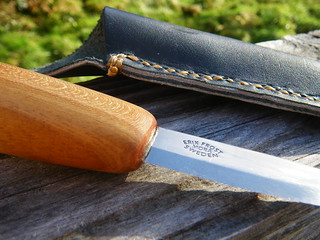 Mora knife | by red alder ranch