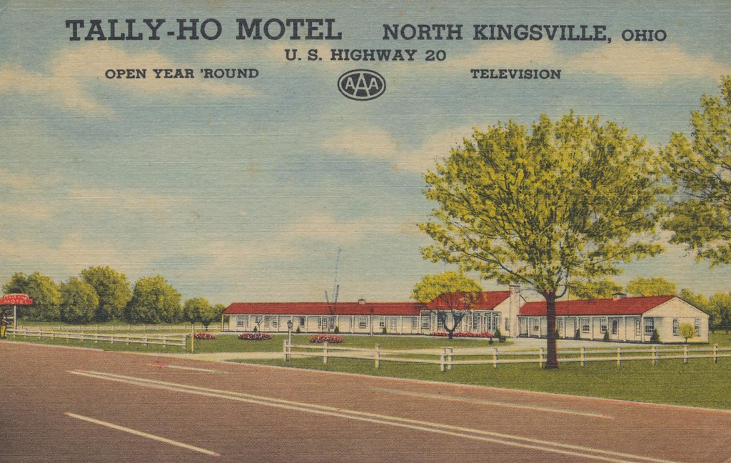 Tally-Ho Motel - North Kingsville, Ohio