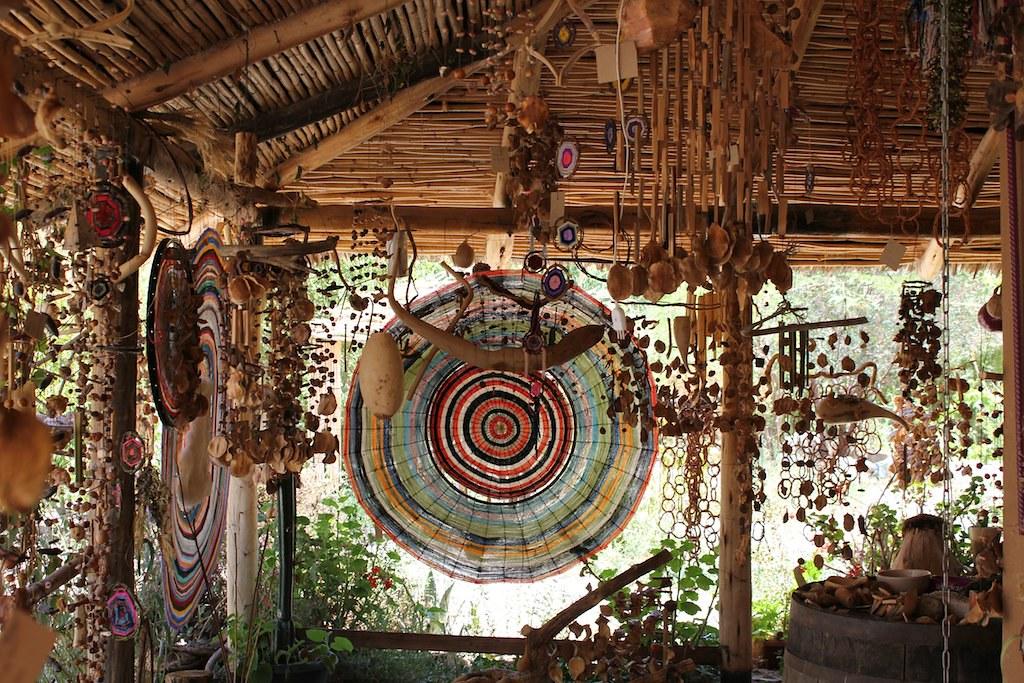 pueblo artesanal de horcon