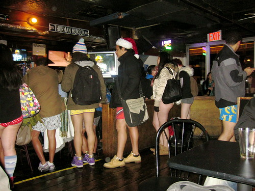 no pants at bar none | by floating robot