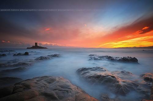 [Explore] Sunset to Port Poussai, Cap Dramont ~ Var // France ~ | by Yannick Lefevre