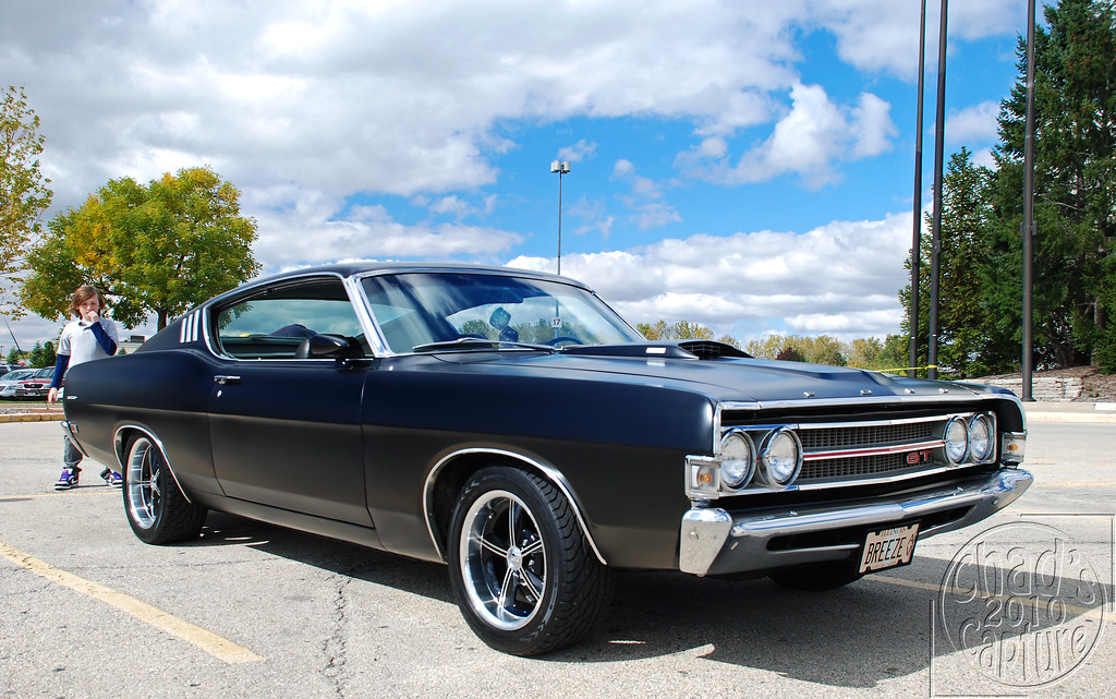 1969 ford torino gt by chad horwedel