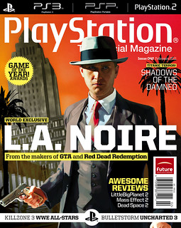 L.A. Noire PlayStation The Official Magazine | by PlayStation.Blog