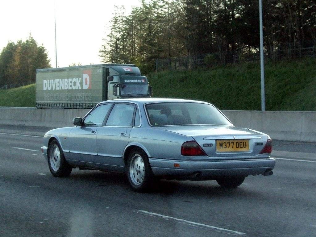 1995 jaguar xj6 by stuart axe