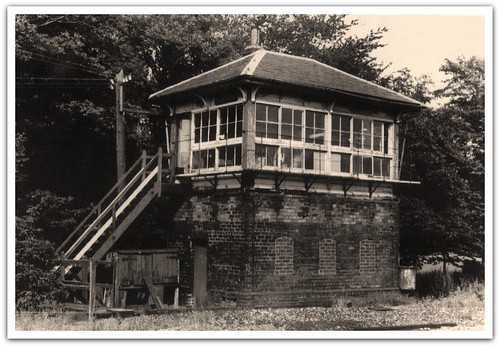 Ashton Signal Box, Preston c.1967 | by Preston Digital Archive