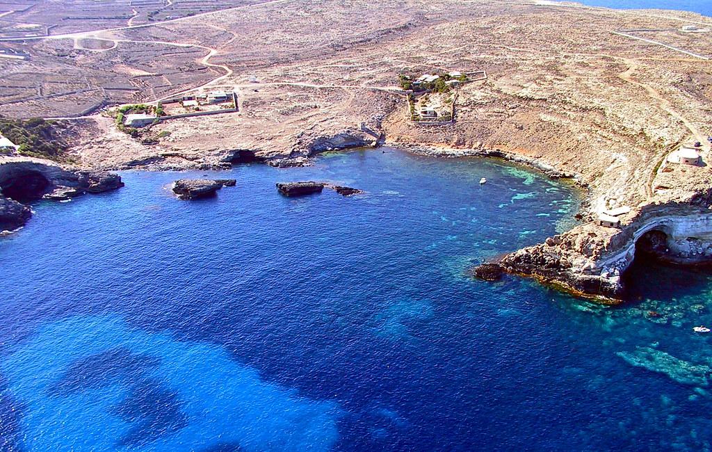 Mare Morto, Lampedusa