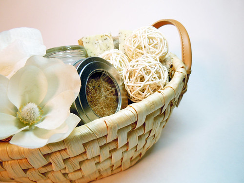 All-Natural Gift Basket | by sarasotasoapcompany