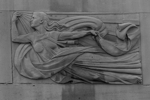 Toronto Hydro-Electric Building, Bas Relief | by michaelTO