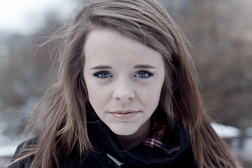 [205/365] Icy Eyes. (+6) | by Holly Elizabeth DeVane
