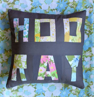 Make A Statement Pillow | by Smile And Wave