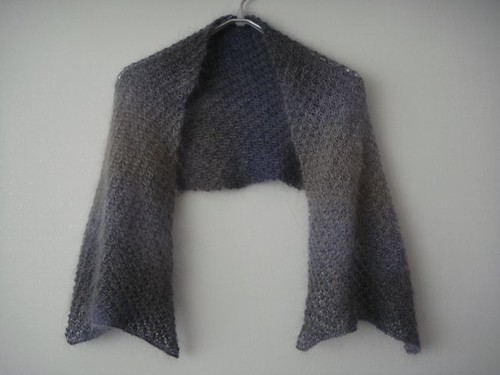 Rich Mohair Scarf | by roko20