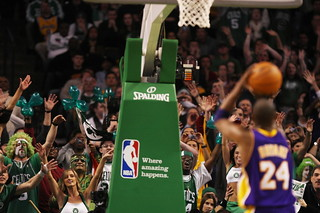 Kobe shoots FT at TD Garden | by jim_burke85