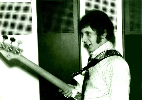 1967 - The Who - John Entwistle | by Affendaddy