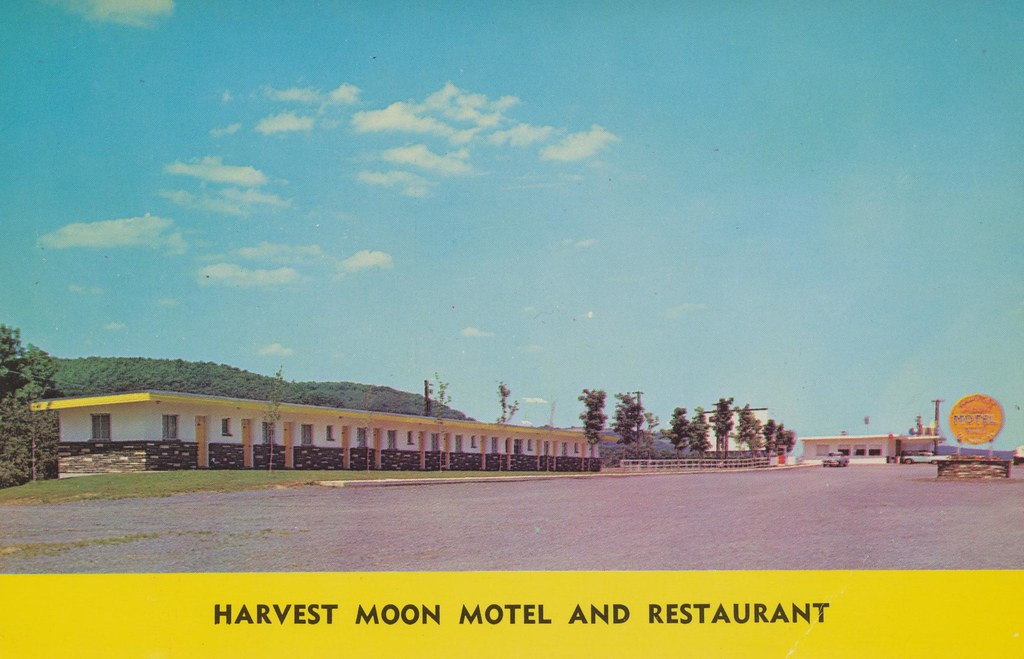 Harvest Moon Motel and Restaurant - Linden, Pennsylvania