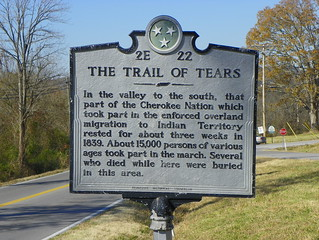 Trail of Tears Historical Marker | by J. Stephen Conn