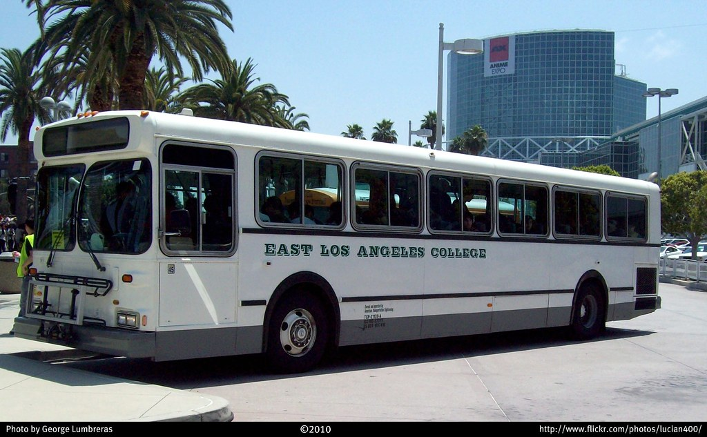 Ex-Orange County Transportation Authority New Flyer D40 #5… | Flickr