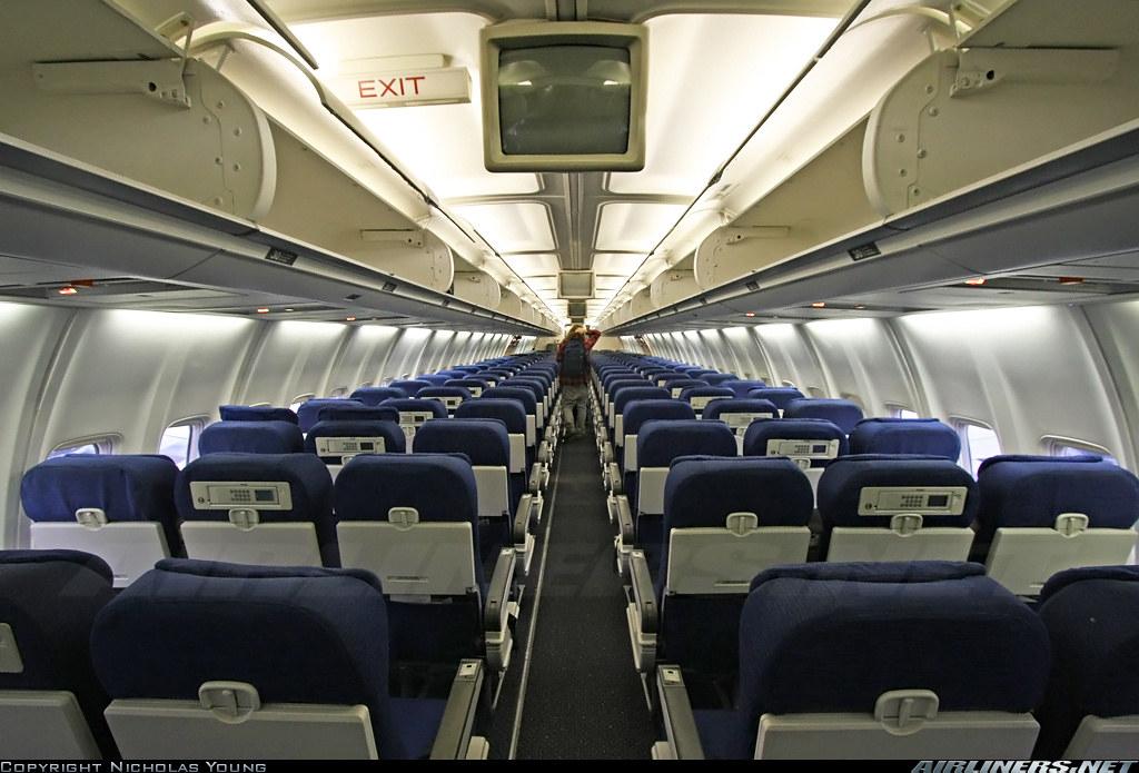 United Airlines Boeing 757200 Cabin Airlinerspho\u2026 Flickrrhflickr:  United Airlines Boeing 757 200 At