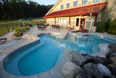 outdoor pool christmas mountain village by bluegreen vacation - Bluegreen Christmas Mountain